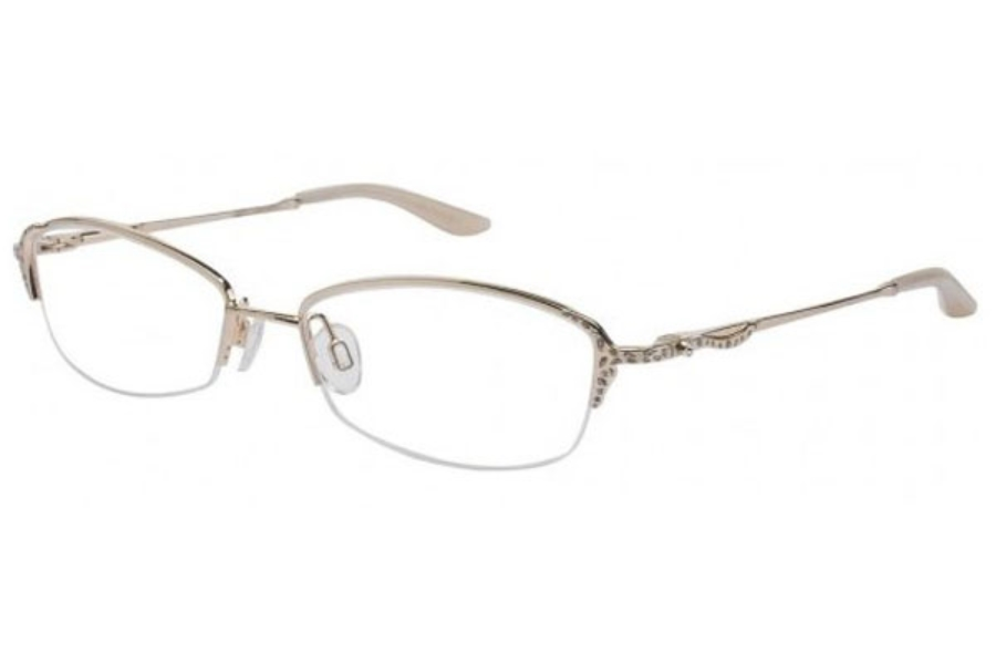 Tura 186 Eyeglasses in GOLD (GLD)
