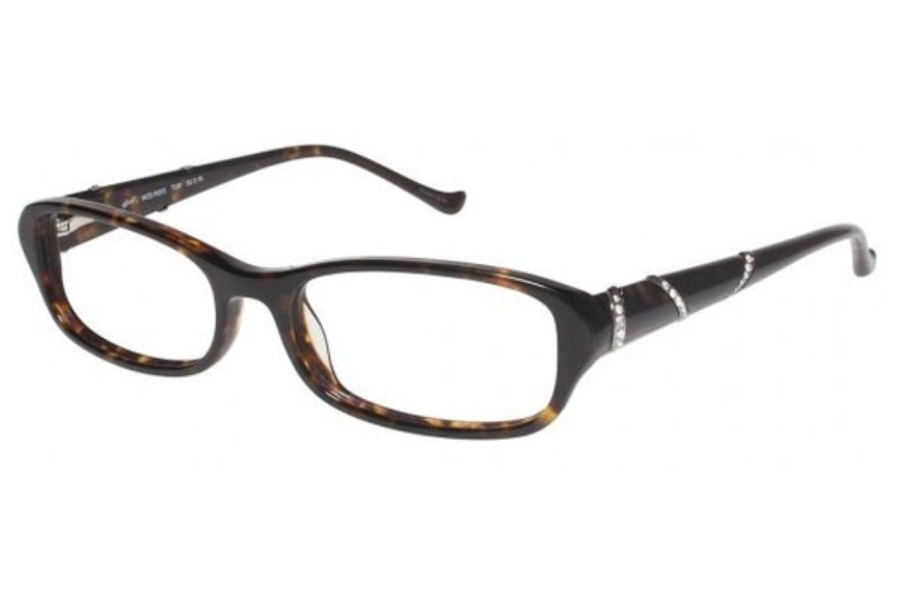 Tura R203 Eyeglasses in TORTOISE/BROWN (TOR)