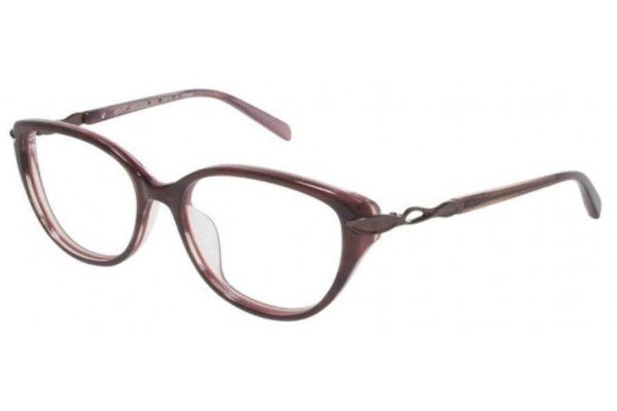 Tura R306 Eyeglasses in Rose tort with Rose (ROS)