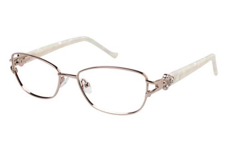 Tura R523 Eyeglasses in GLD Gold
