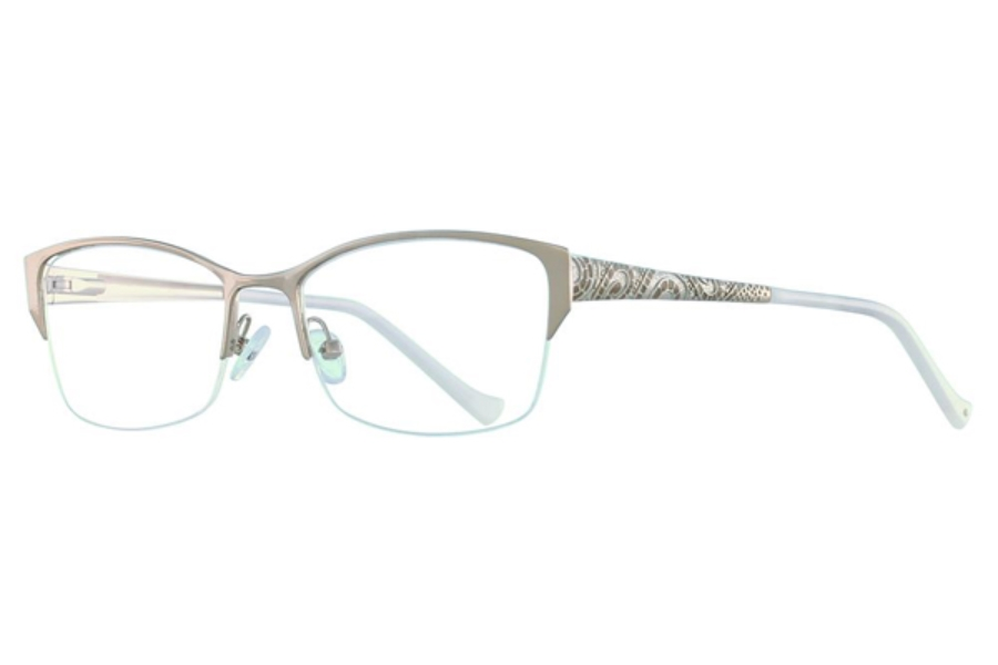 Tura R537 Eyeglasses in GLD Gold