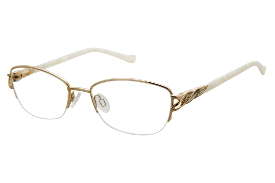 Tura R564 Eyeglasses in Gold