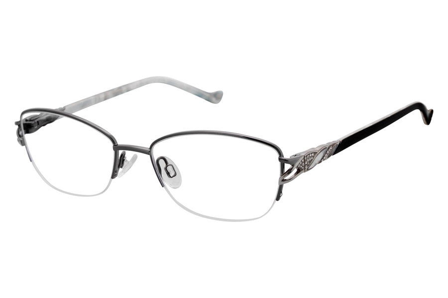 Tura R564 Eyeglasses in GUN Gunmetal