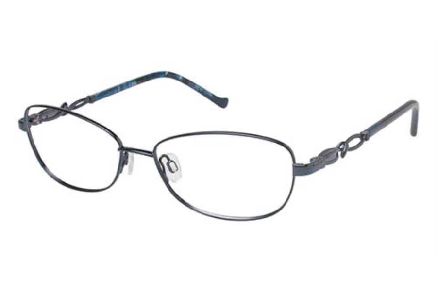 Tura R909 Eyeglasses in NAV Navy