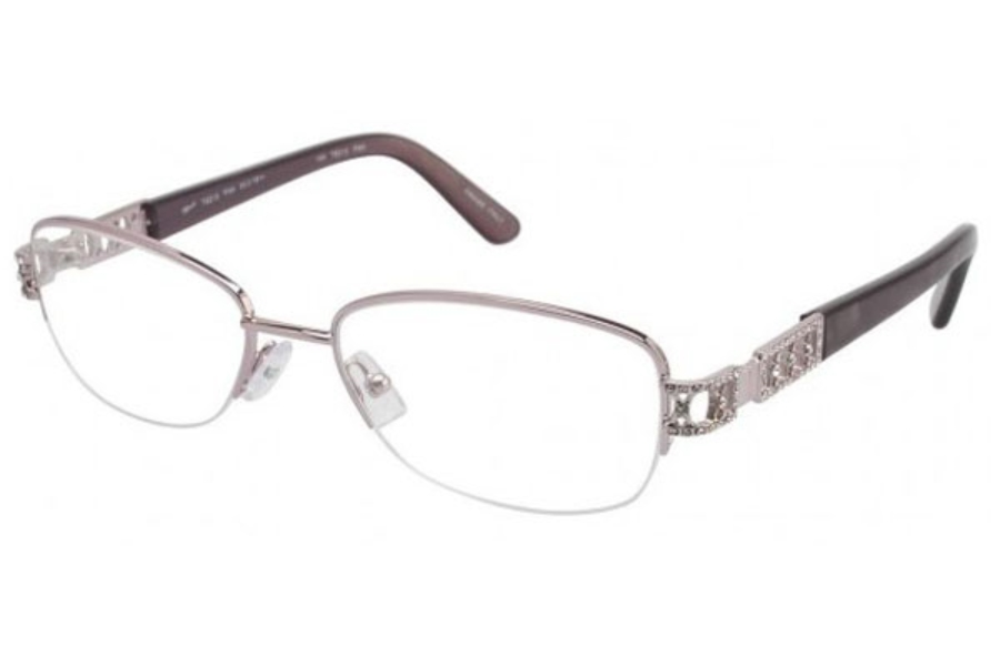Tura TE212 Eyeglasses in Pink