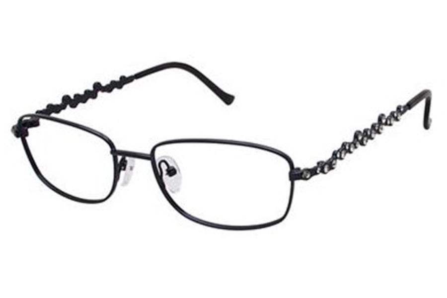 Tura TE230 Eyeglasses in NAV Navy