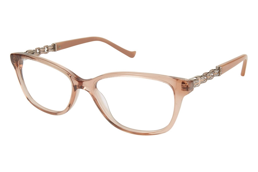 Tura TE246 Eyeglasses in BRN Brown