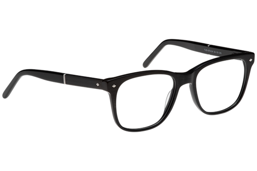 Tuscany Tuscany 676 Eyeglasses in 04-Black