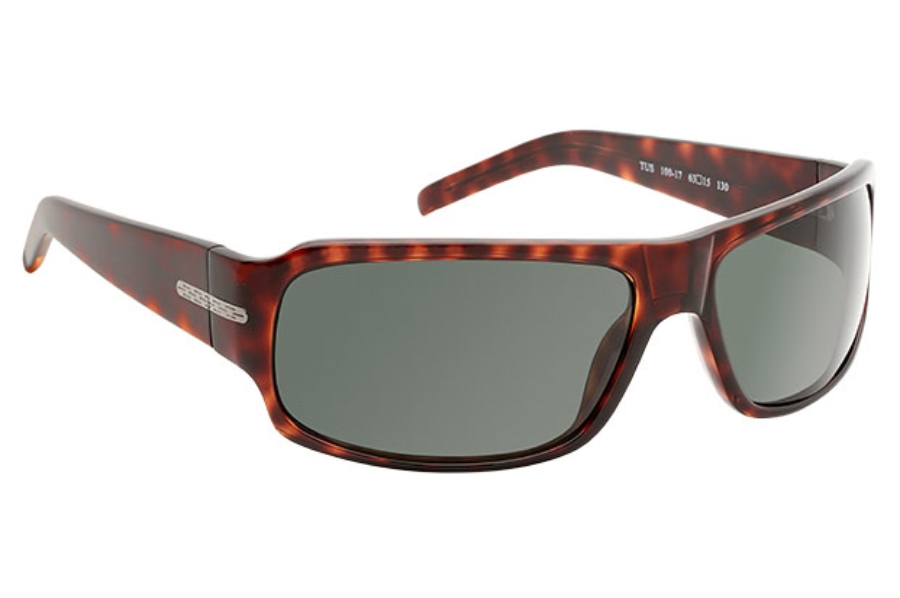 Tuscany Polarized Tuscany SG-100 Sunglasses in 17 Tortoise