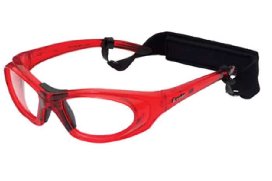Hilco T-Zone RX Sport Package Goggle Goggles in Red (55 & 59 Eyesize Only)