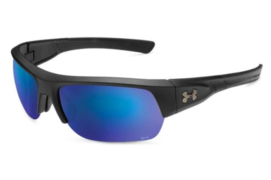 Under Armour UA TUNED Offshore Polarized Big Shot Sunglasses in Under Armour UA TUNED Offshore Polarized Big Shot Sunglasses
