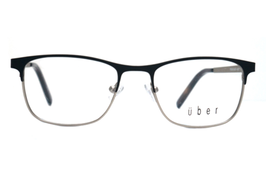 Uber Focus Eyeglasses in Gun