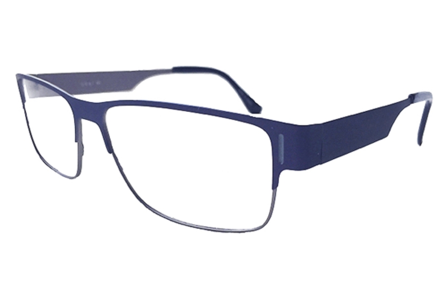 Uber Infinity Eyeglasses in Navy