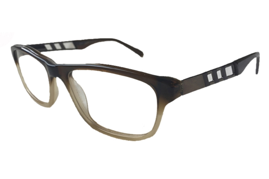 Uber NW-840 Eyeglasses in Brown