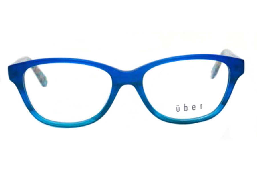 Uber Raylle Eyeglasses in Blue