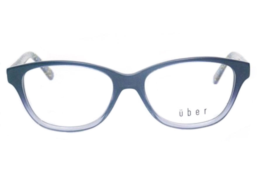 Uber Raylle Eyeglasses in Grey