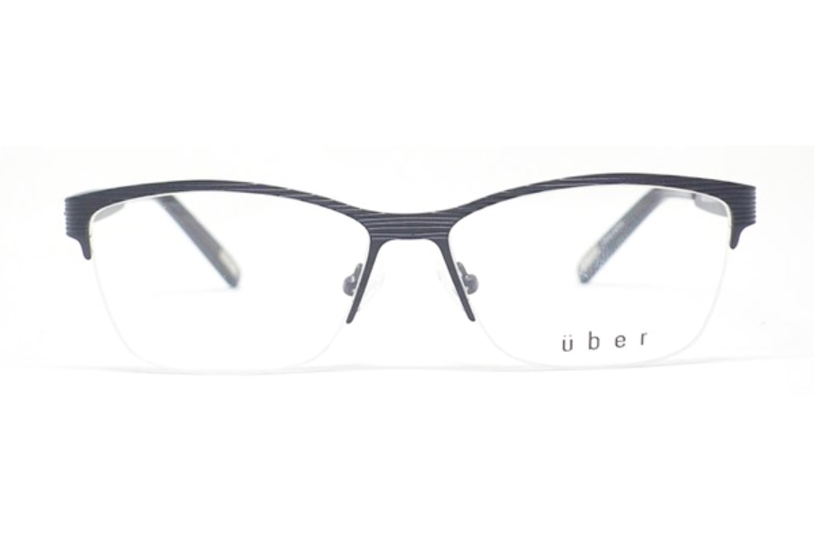 Uber Yukon Eyeglasses in Black