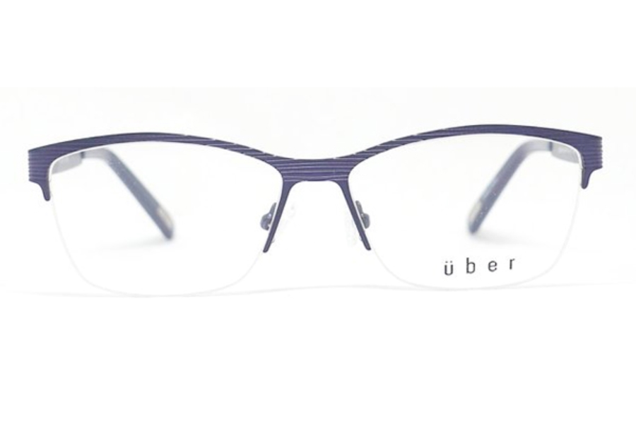 Uber Yukon Eyeglasses in Navy