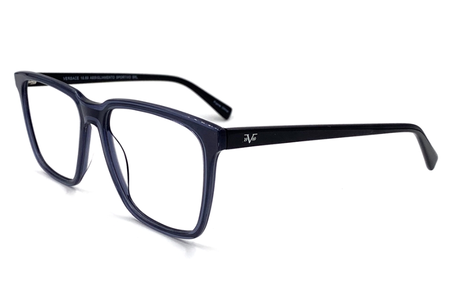Versace 19-69 V9002 Eyeglasses in DB - Denim Black