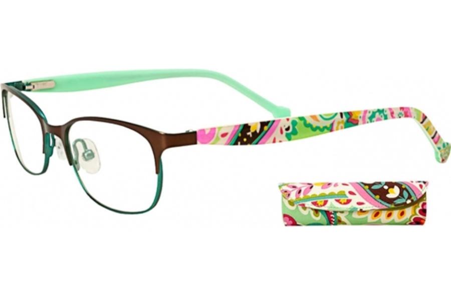 7f94e978e8a ... Vera Bradley Kids VB Misty Eyeglasses in Vera Bradley Kids VB Misty  Eyeglasses ...