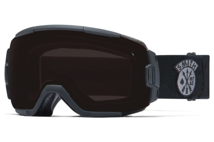Smith Optics Vice Continued I Goggles in BLACK SABOTAGE BLACKOUT
