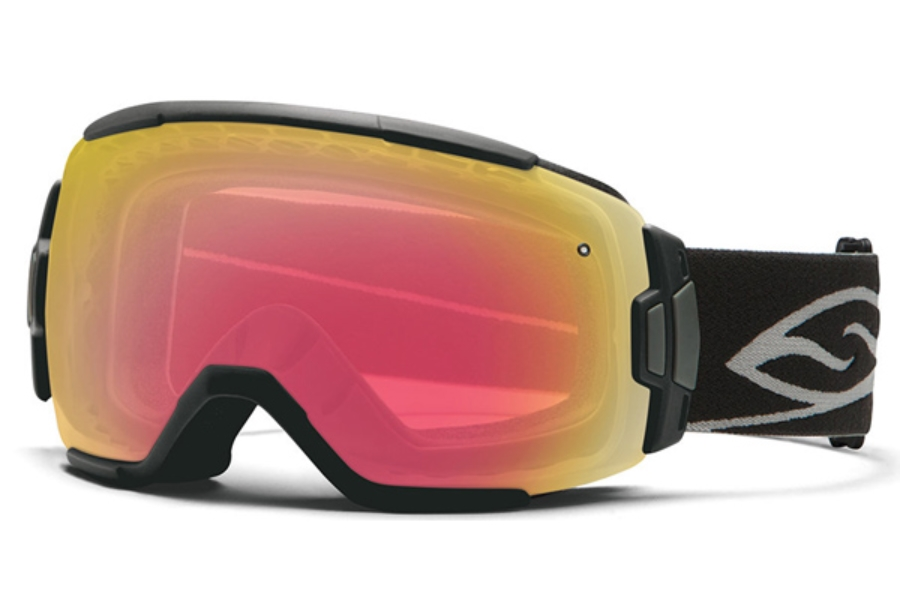 Smith Optics Vice Continued I Goggles in Black / Polarized Rose Copper