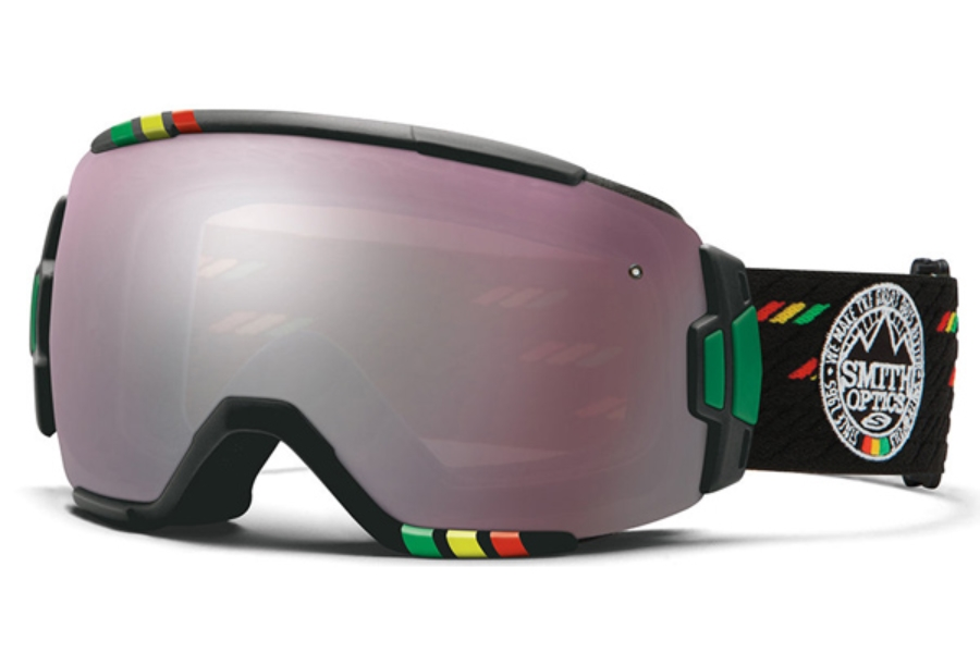 Smith Optics Vice Continued I Goggles in Irie Rockers / Ignitor