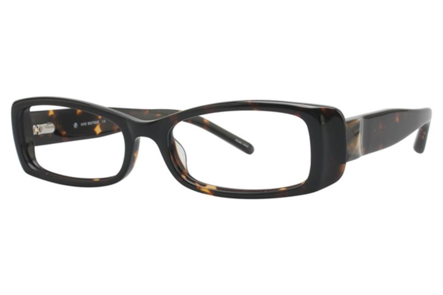 Vivid Boutique VIVID Boutique 4020 Eyeglasses in 74 Tortoise/Sunset