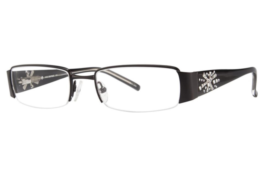Vivid Boutique VIVID Boutique 5011 Eyeglasses in 71 Black