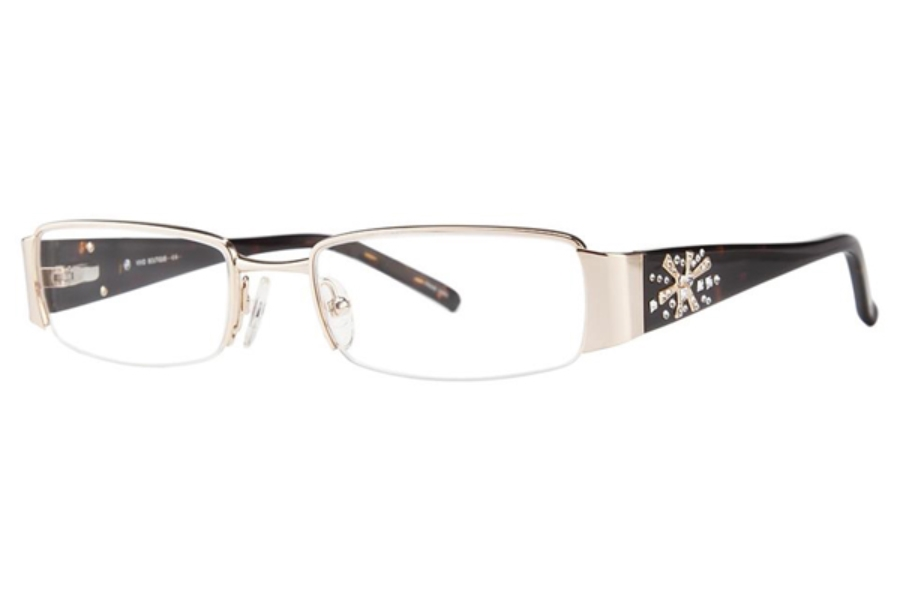 Vivid Boutique VIVID Boutique 5011 Eyeglasses in 85 Gold/Tortoise