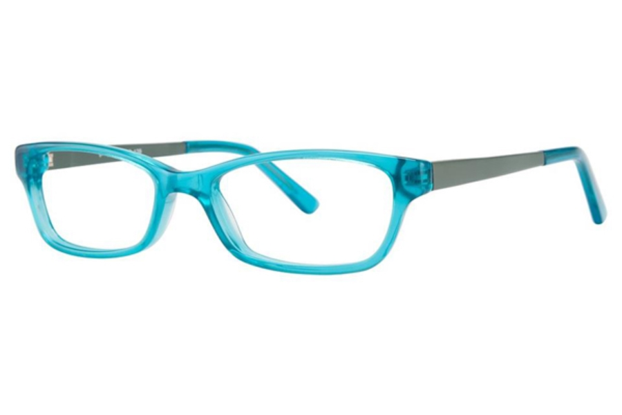 Vivid Kids Vivid Kids 139 Eyeglasses in Aqua (Discontinued)