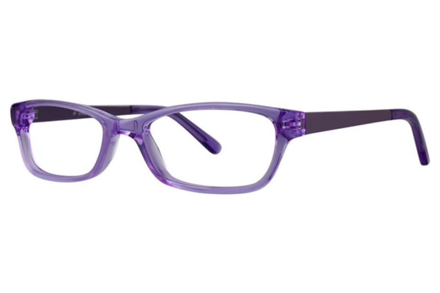 Vivid Kids Vivid Kids 139 Eyeglasses in Purple (Discontinued)