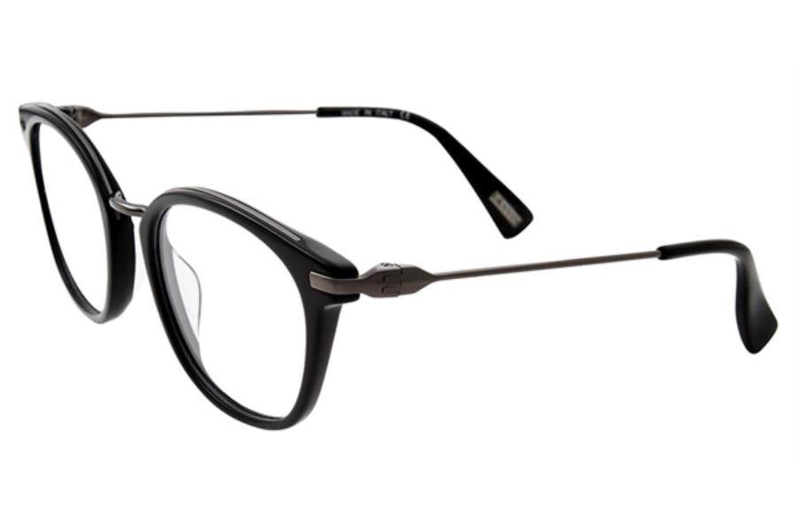 Eyeglasses Lanvin VLN 085 M Black 0568