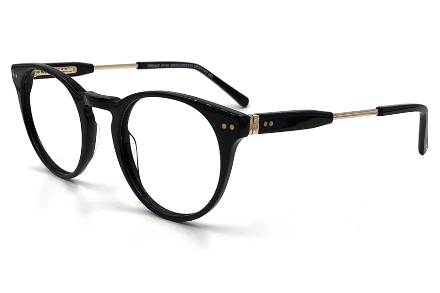 Versace 19-69 VM1712 Eyeglasses in C1 - Tortoise Brown Gold