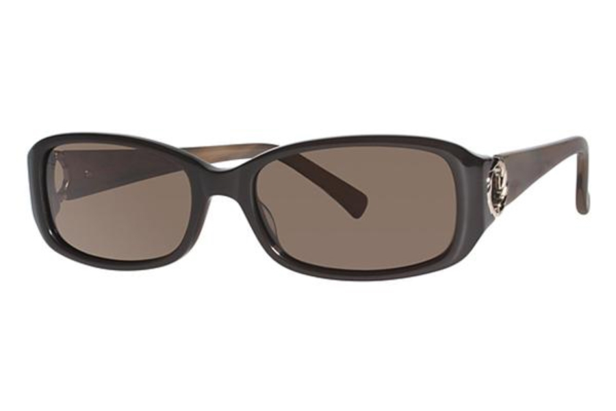 Vivian Morgan VM 8801 Sunglasses in Brown/Sugar