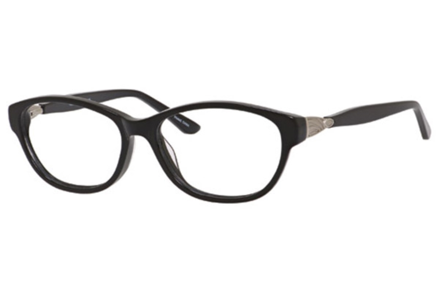 Valerie Spencer 9321 Eyeglasses in Black