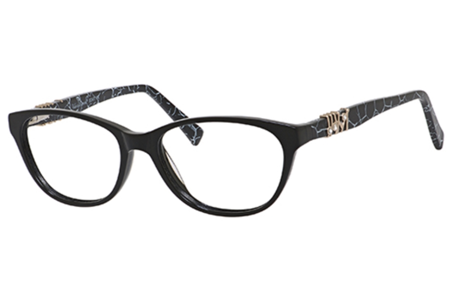 Valerie Spencer 9347 Eyeglasses in Black