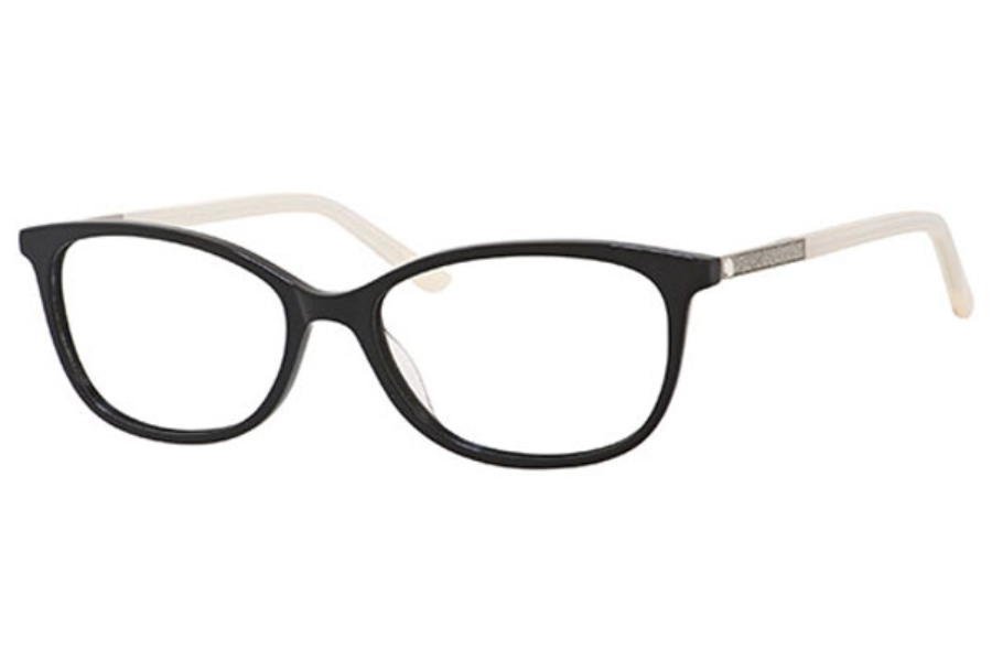 Valerie Spencer 9352 Eyeglasses in Black/Pearl