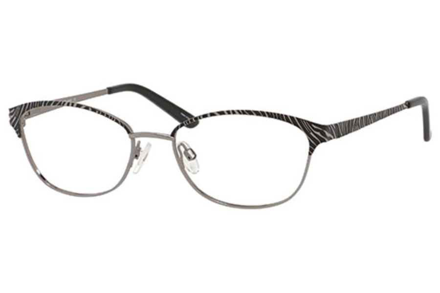 Valerie Spencer 9357 Eyeglasses in Black