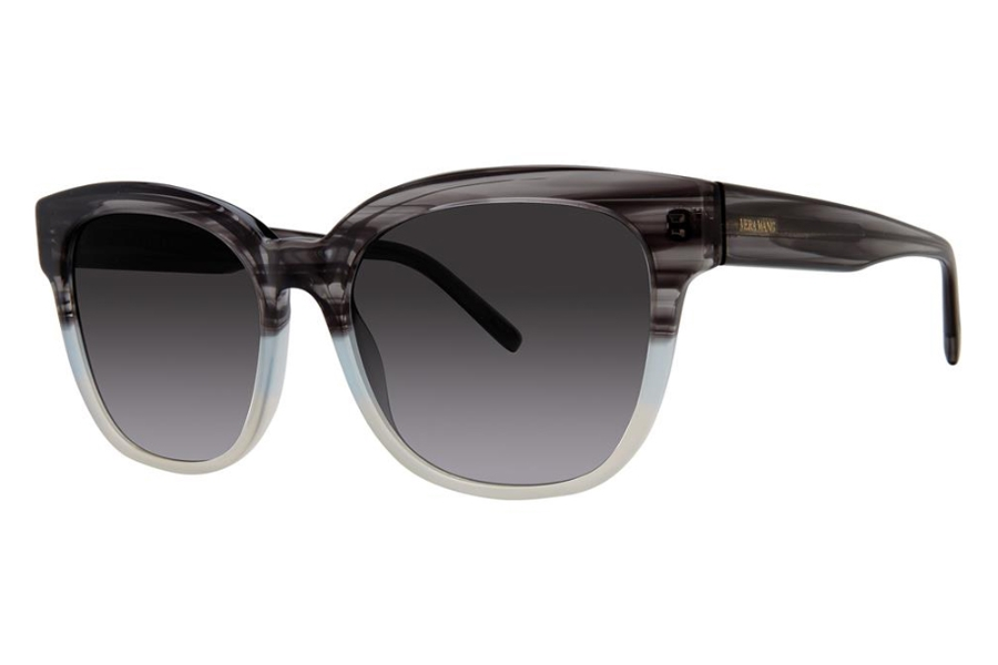Vera Wang V481 Sunglasses in Gray Fade