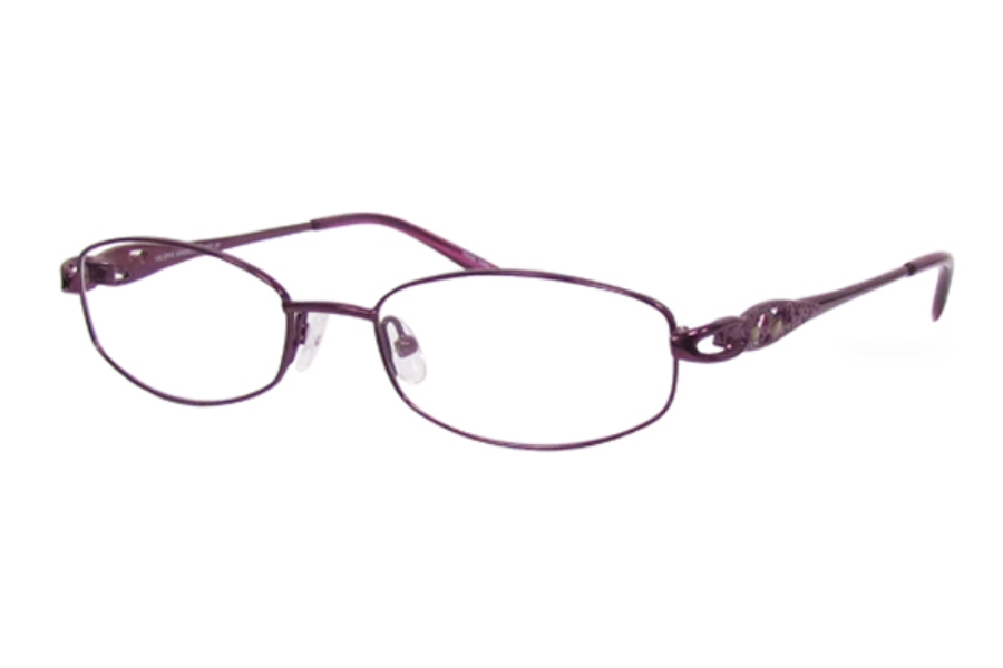 Valerie Spencer 9247 Eyeglasses in Lavender