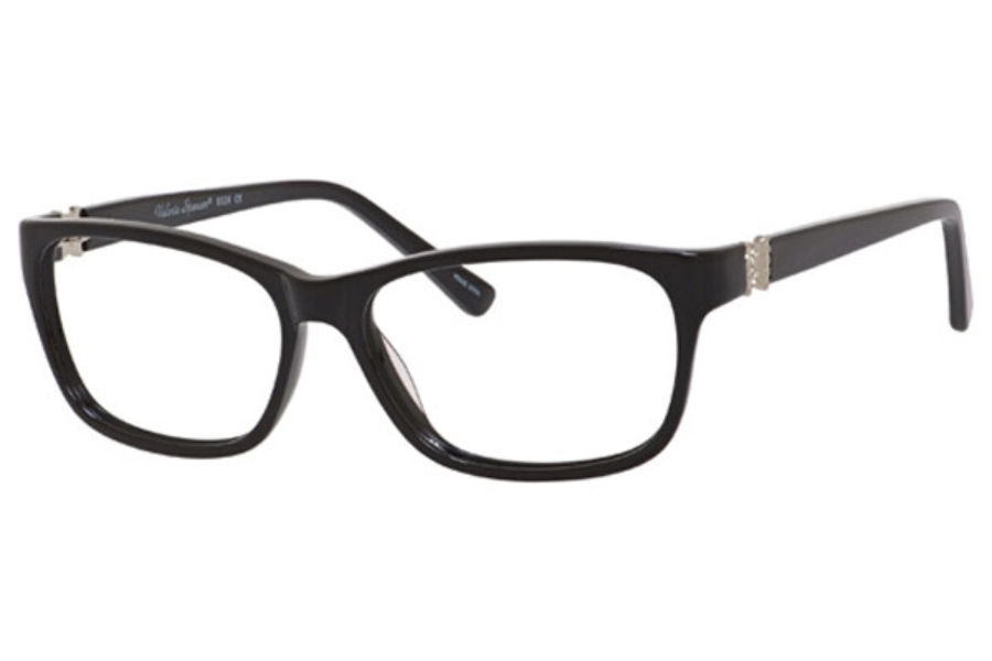Valerie Spencer 9324 Eyeglasses in Black