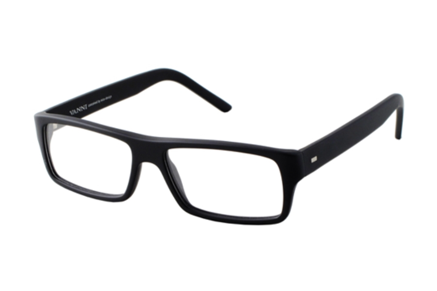 Vanni V1850 Eyeglasses in A211 Matt Black