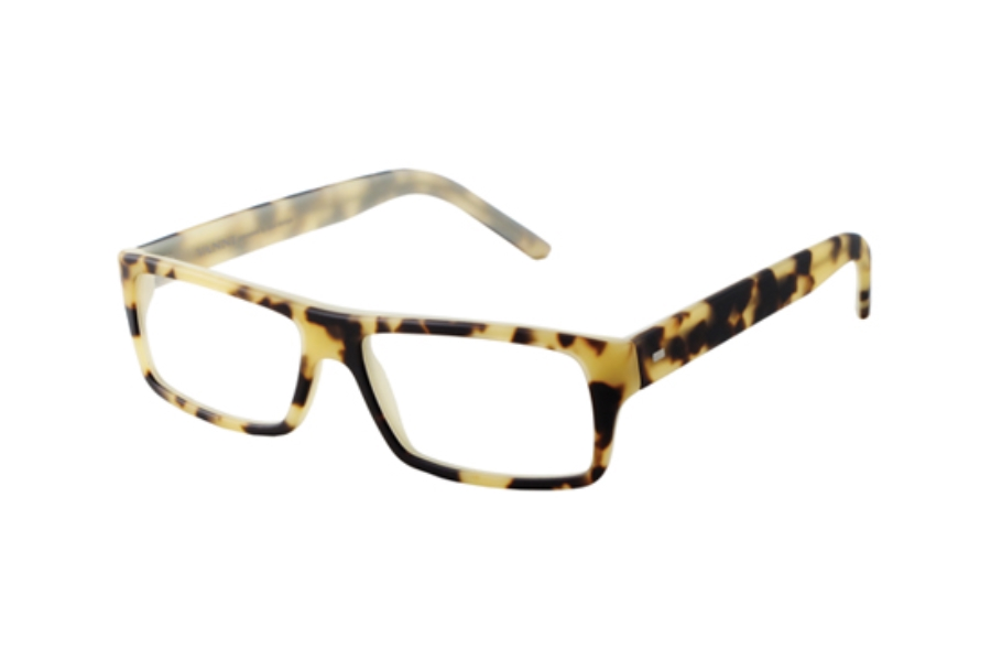 Vanni V1850 Eyeglasses in A213 Havana/Cream Yellow