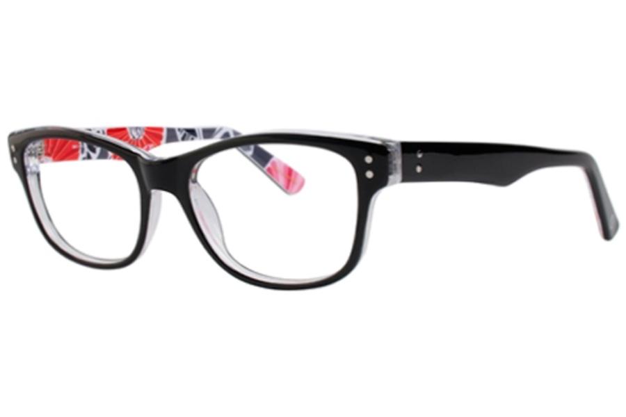 ed5ce99bb1 ... Vera Bradley VB Darlene Eyeglasses in Vera Bradley VB Darlene Eyeglasses  ...