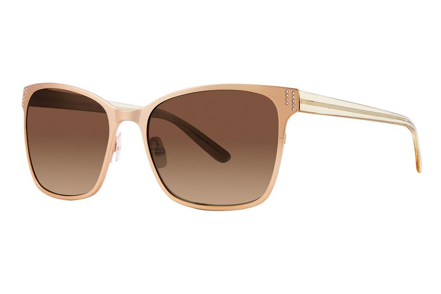 Vera Wang Mirai Sunglasses in Gold