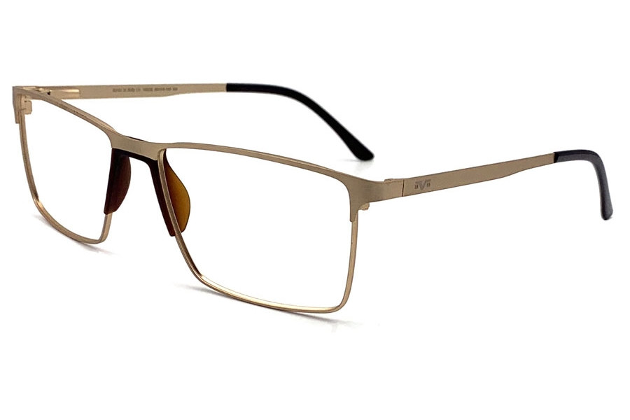 Versace 19-69 V5039 Eyeglasses in M5 - Gold Brown