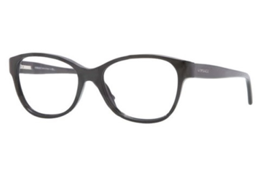 Versace VE 3188A Eyeglasses in GB1  Black
