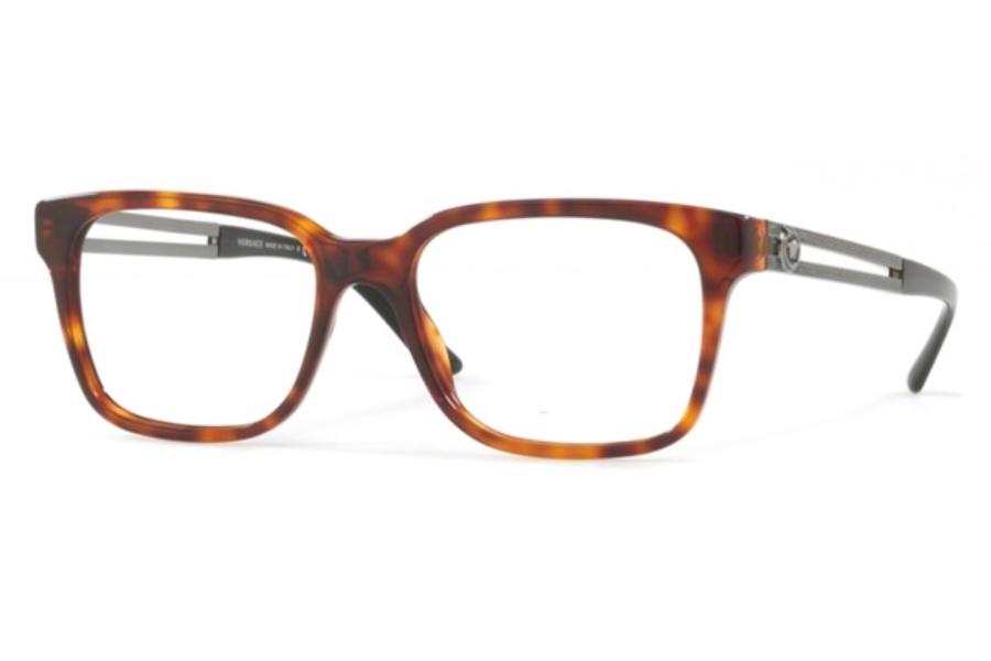 6c7fe0f15a88 Versace VE 3218 Eyeglasses   FREE Shipping - Go-Optic.com