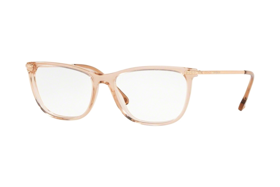 Versace VE 3274B Eyeglasses in 5215 Transparent Brown